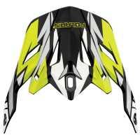 Tenacity Helmet Replacement Visor - Lime