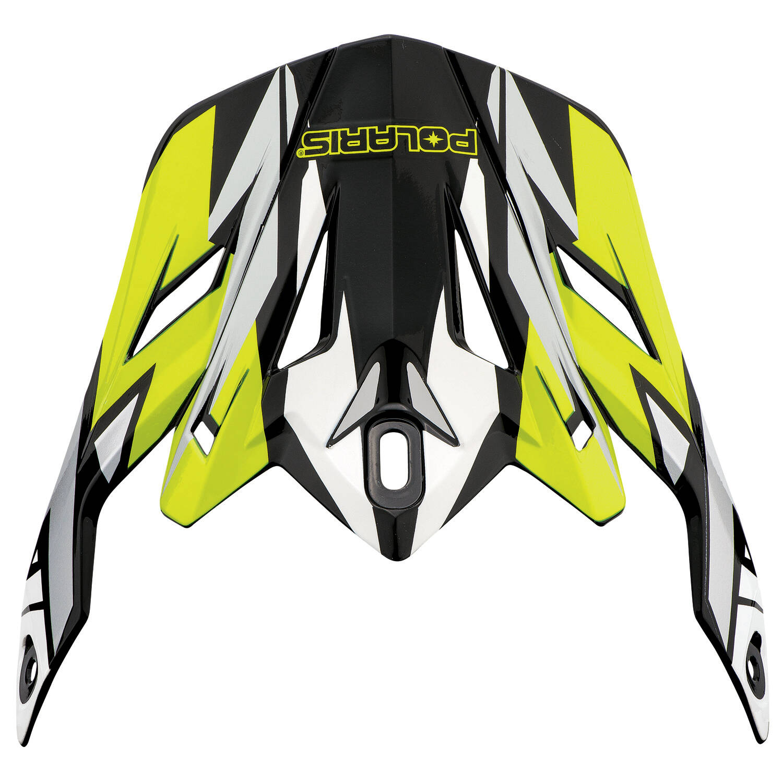 Replacement Visor for Adult Tenacity Helmet, Lime