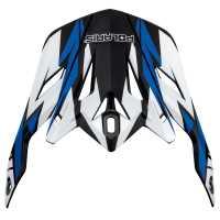 Tenacity Helmet Replacement Visor - Blue