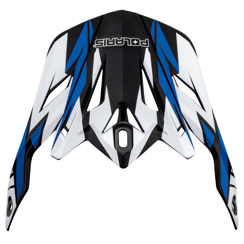 Replacement Visor for Adult Tenacity Helmet, Blue