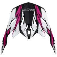 Tenacity Helmet Replacement Visor - Pink