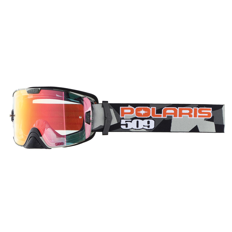 509® Kingpin Dirt Adult Goggle with Anti-Fog Coating, Orange