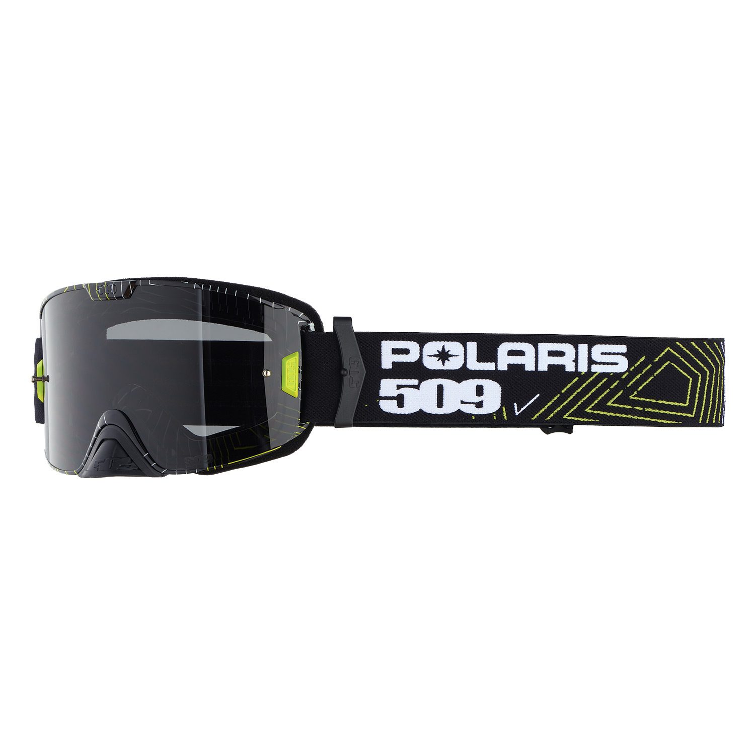 509® Kingpin Dirt Adult Goggle with Anti-Fog Coating, Lime