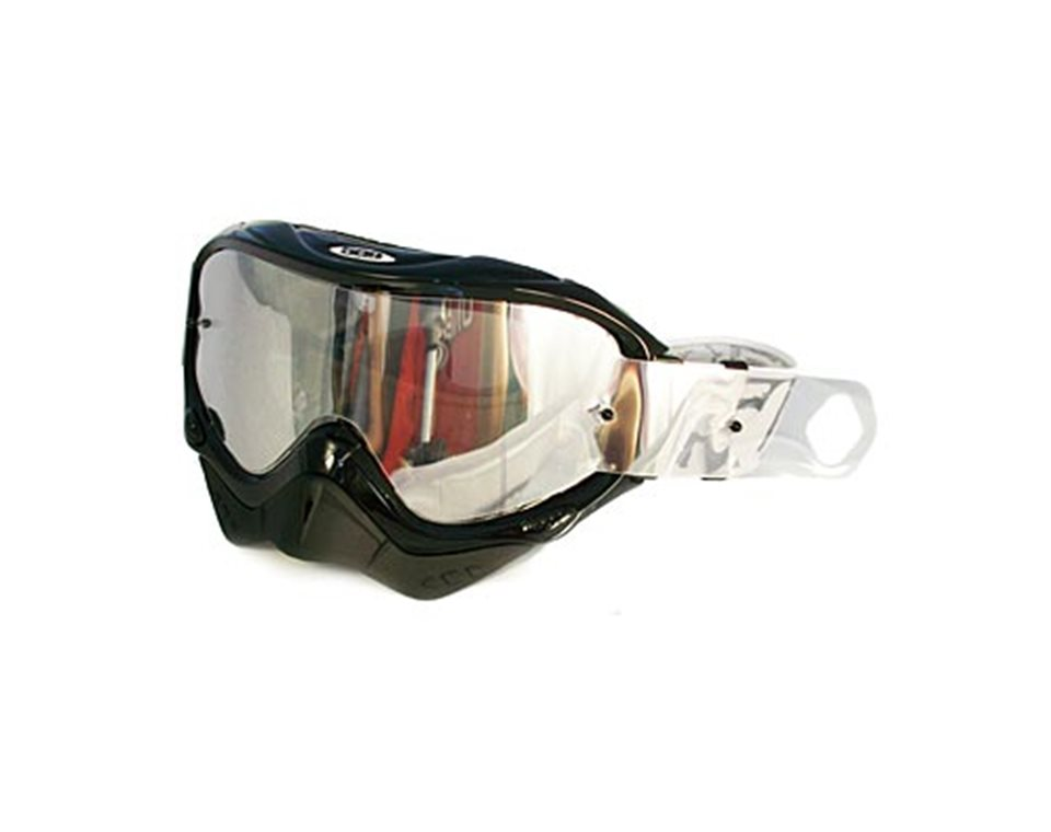 509® Tear-Offs for Dirt Adult Goggle, Six Count