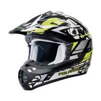 Tenacity 2.0 Helmet- Black/Lime Gloss