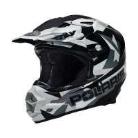 FLY F2 Helmet- Gray Fractal