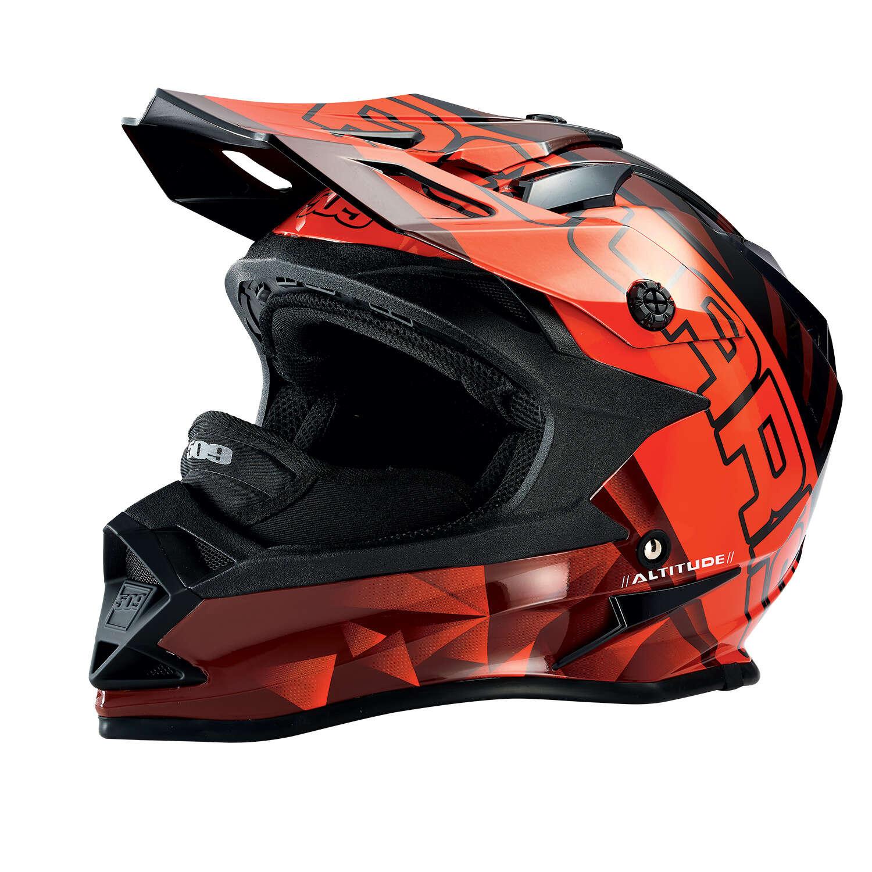 509® Polaris® Altitude Helmet - Red