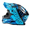 509® Altitude Adult Moto Helmet with Camera Mount, Blue - Image 4 of 5