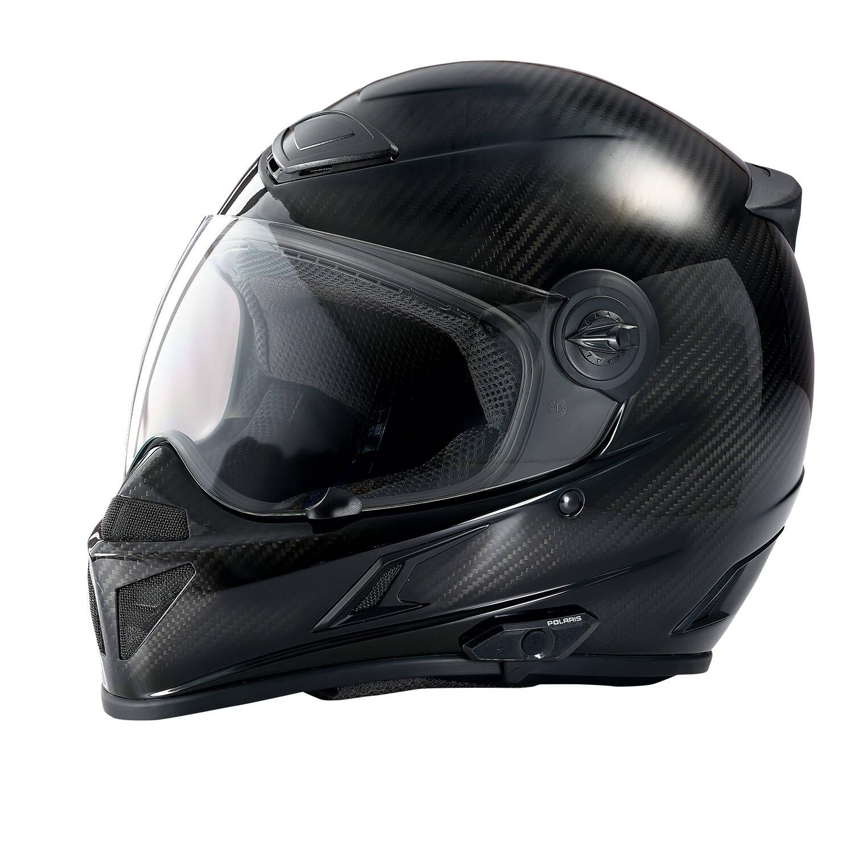 Adult Slingshot® Full Face Helmet with Bluetooth®, Carbon Fiber