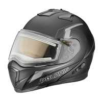 Modular 1.5 Helmet W/Electric Shield - Black/Gray