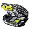 Tenacity Adult Moto Helmet with Removable Liner, Lime - Image 2 de 3