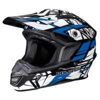 Tenacity Helmet - Blue