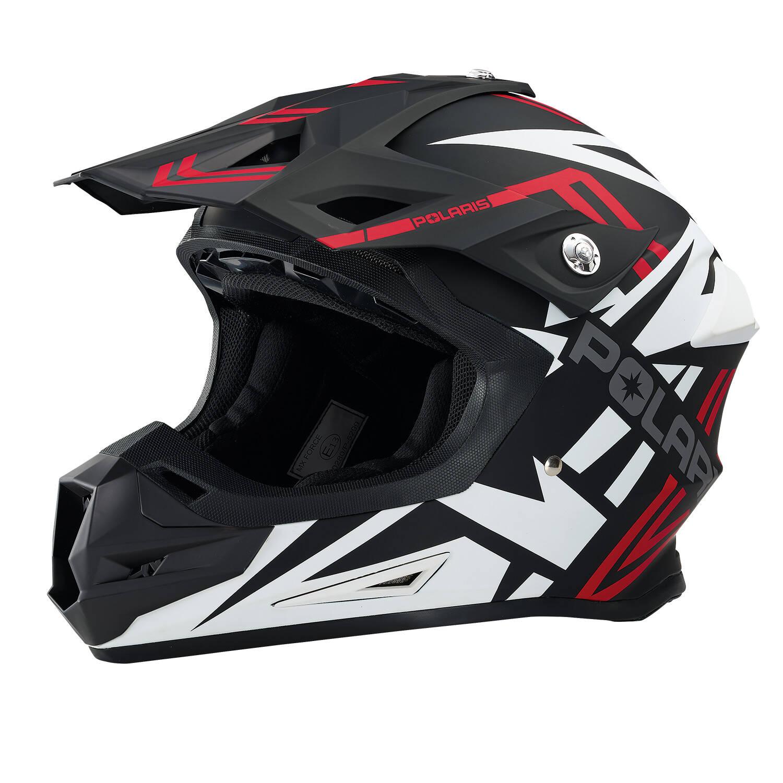 Force Helmet - Red
