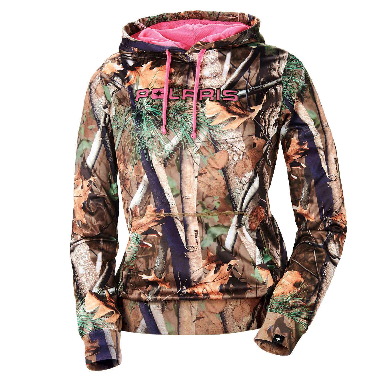 Women s Camouflage Hoodie - Polaris® Pursuit® Camo Pink  f8ce74a0f7