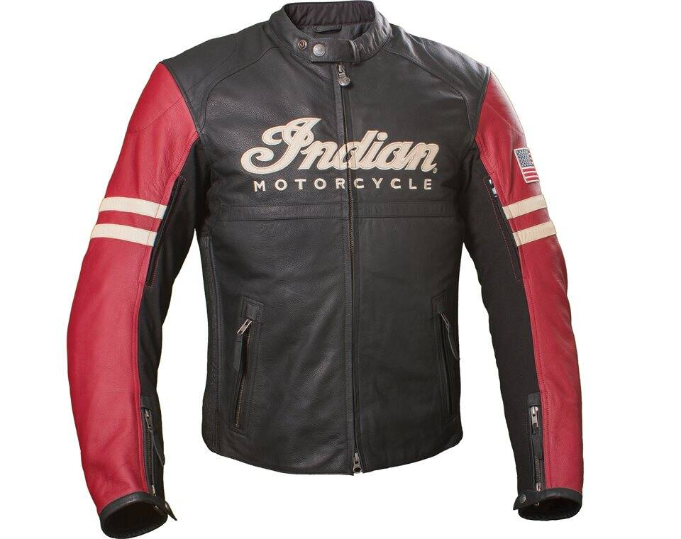 Motorcycle leather jackets usa