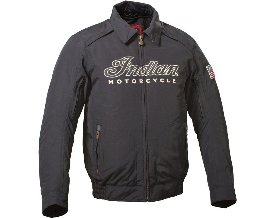 Mens Pride Jacket - Black | Indian Motorcycle