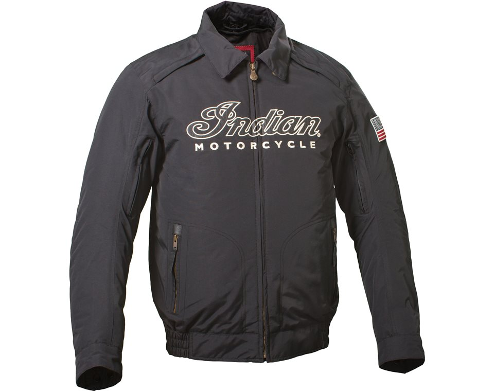 Men's Pride Jacket - Black