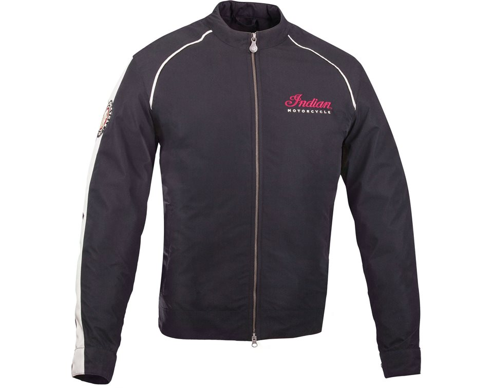 Men's Spirit Casual Lightweight Jacket, Black