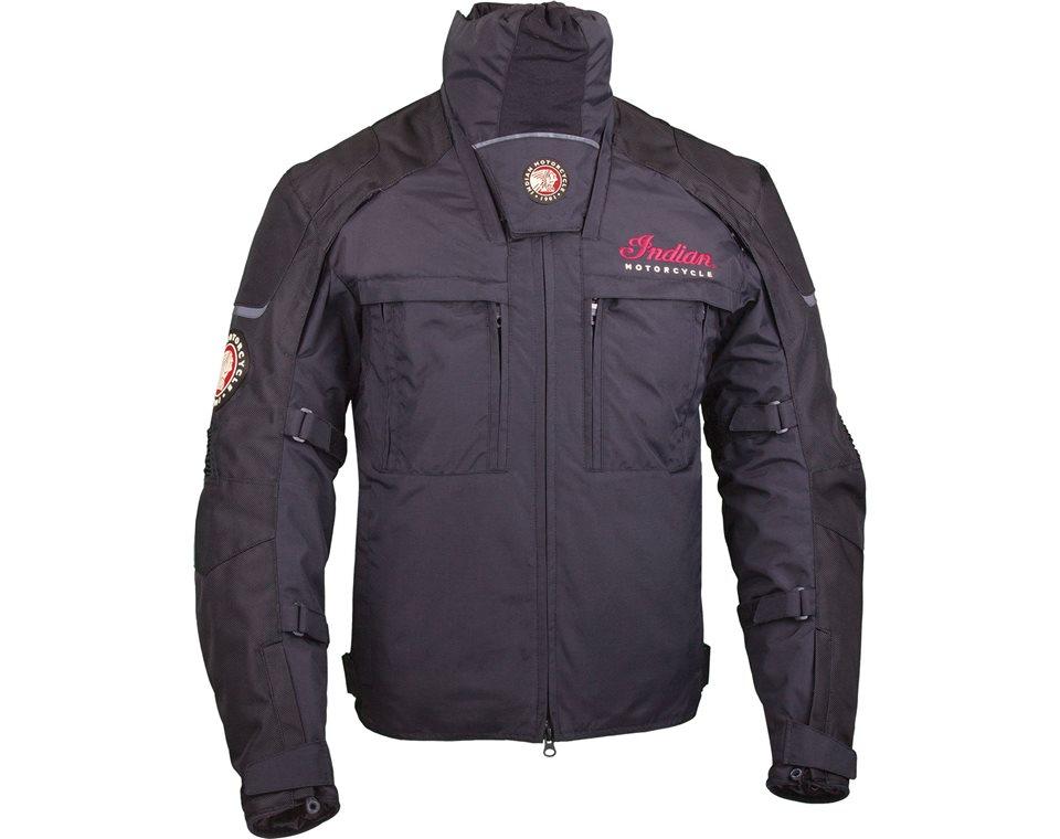 Men's Indian Motorcycle® Tour Jacket-Black