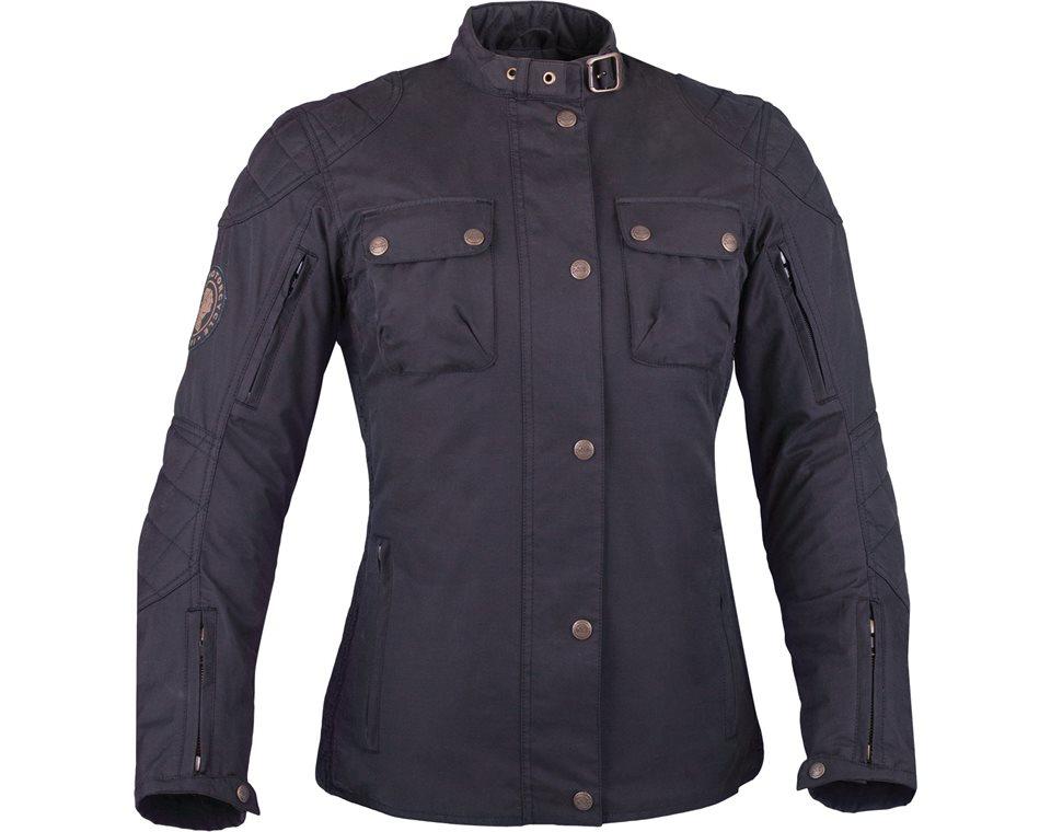 Women's Textile Benjamin Jacket-Black
