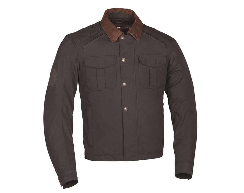 Men's Frontier Jacket Black