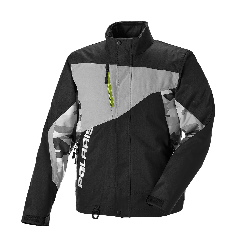 Men's Throttle Jacket - Lime