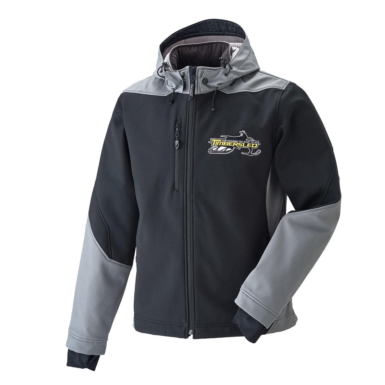 Men's Timbersled Softshell Jacket -Black
