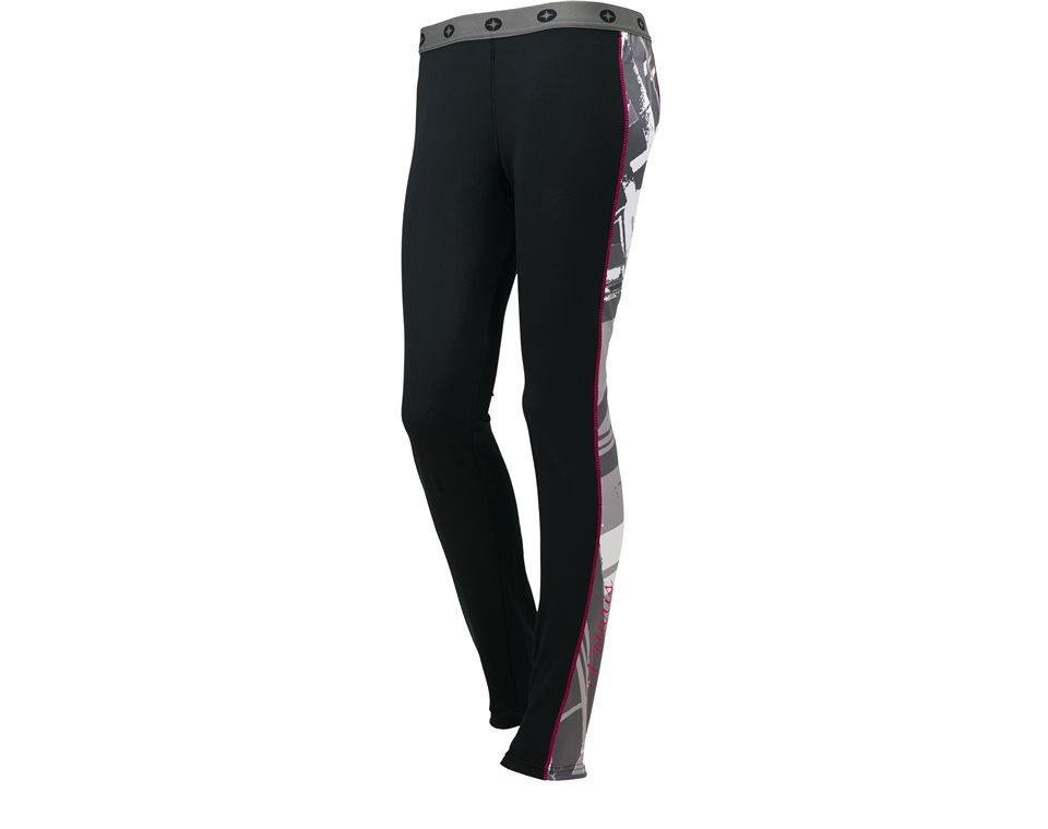 Women's Klondike Performance Base Layer with Polaris® Logo, Black