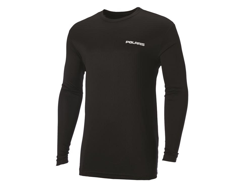 Men's Classic Long Sleeve Tee - Black