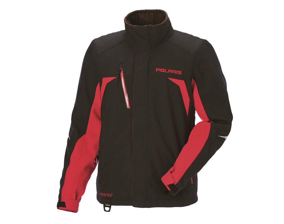 Men's Pro Jacket - Black/Red
