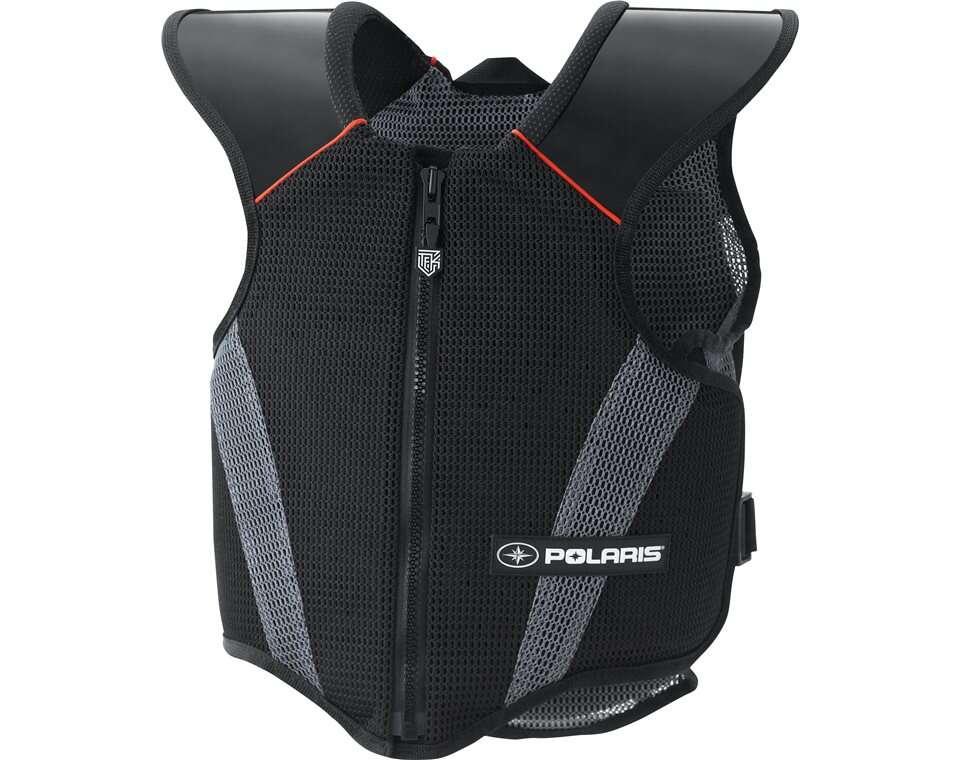 Unisex Adult TEK Freestyle Vest with Adjustable Strap, Black