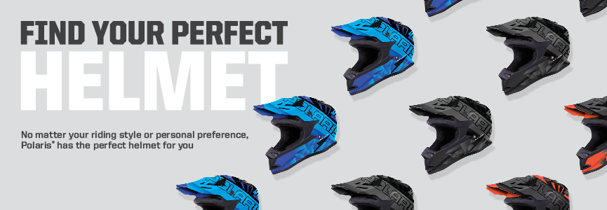 Find Your Perfect Helmet Below