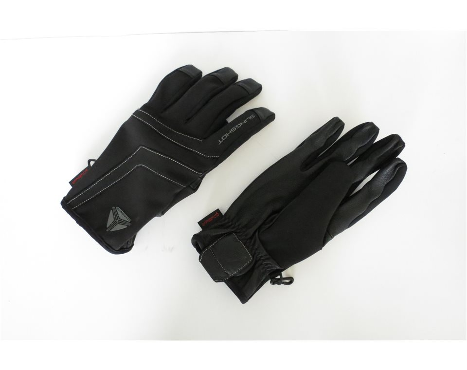 Hang On Windblocker Adult Gloves, Black