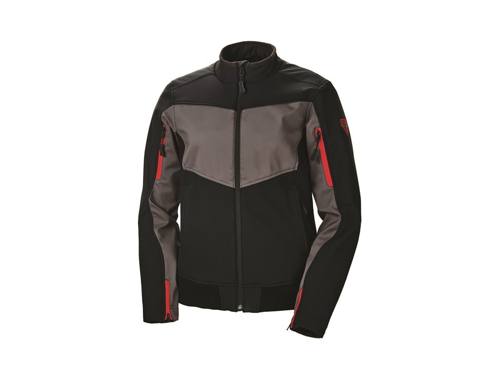 Women's Driver Jacket - Black