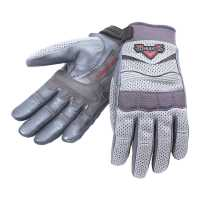 Women's Mesh Gloves Gray