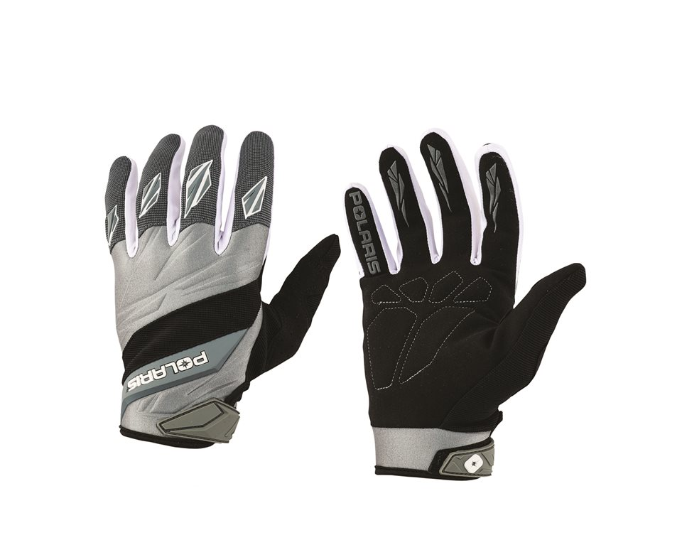 Off-Road Riding Glove - Gray