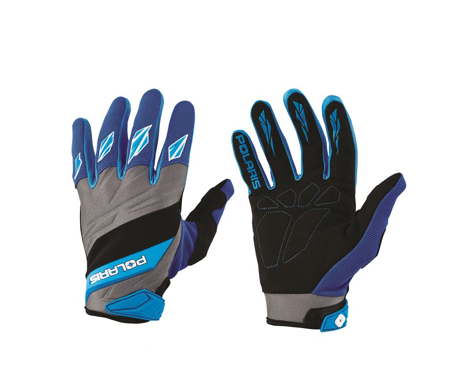 Off-Road Riding Glove - Blue