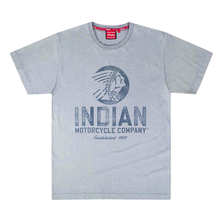 Men's Circle Icon T-Shirt, Gray
