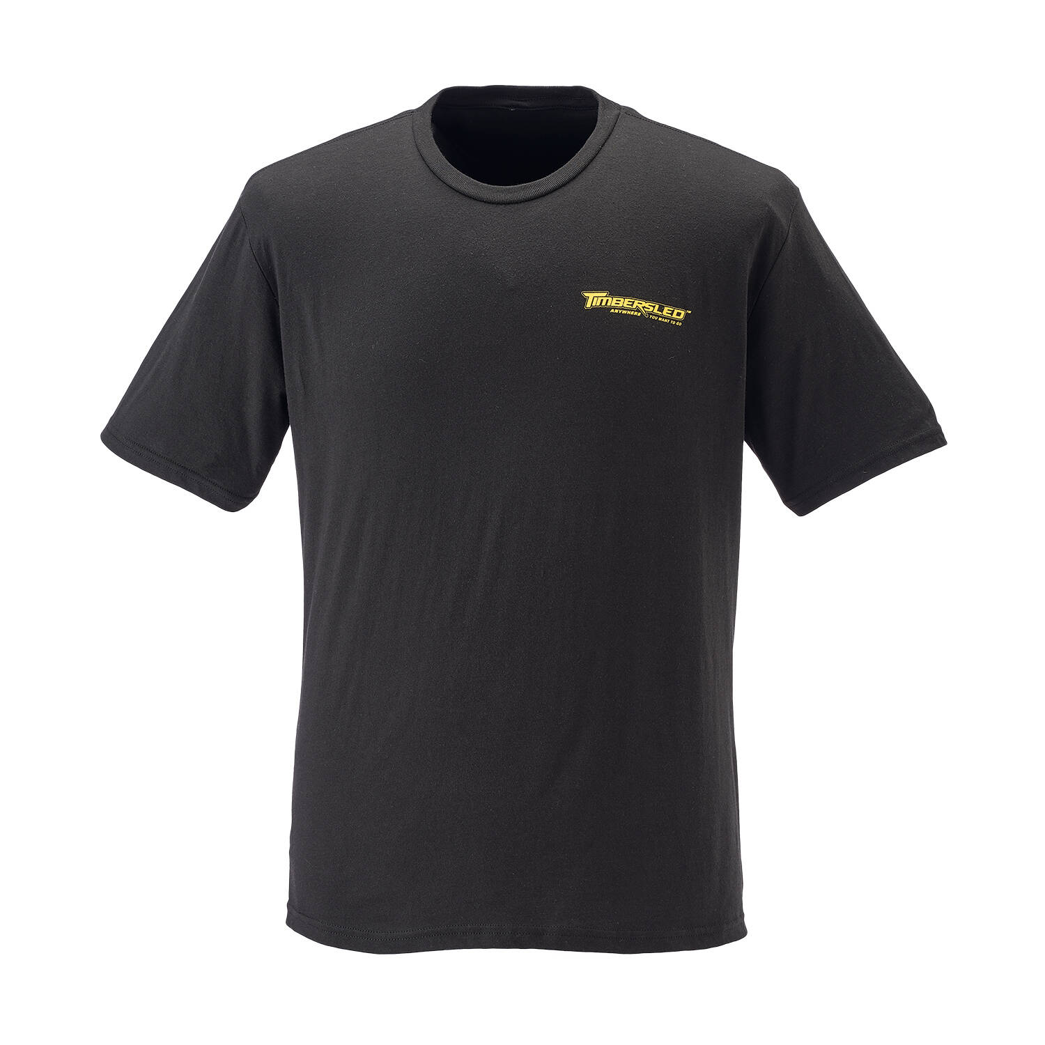 Men's Graphic T-Shirt with Timbersled® Logo, Black