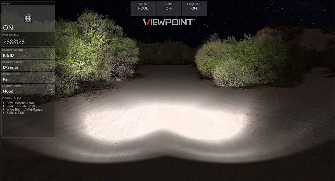 Viewpoint screenshot