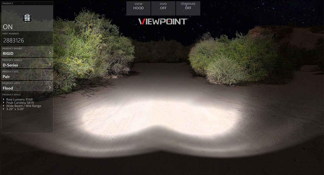 SxS Lights & LED Light Bars   Polaris RZR Lighting Accessories
