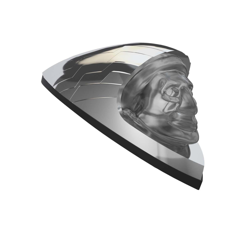 Headdress Light Kit - Chrome