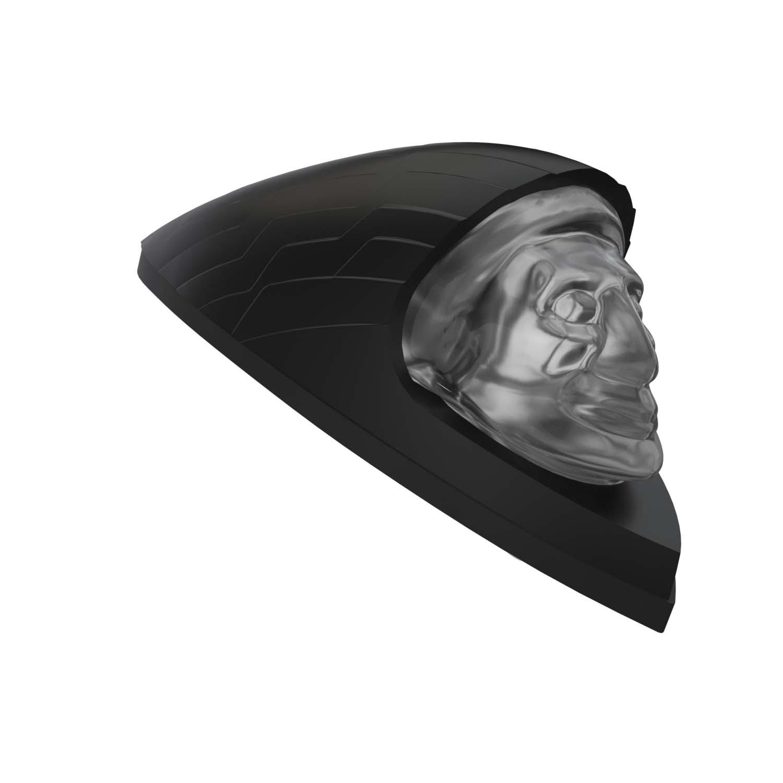Headdress Light Kit - Matte Black
