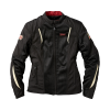 Women's Mesh Springfield 2 Riding Jacket with Removable Lining, Black - Image 1 of 8