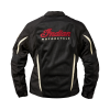 Women's Mesh Springfield 2 Riding Jacket with Removable Lining, Black - Image 3 of 8