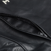 Men's Horsehide Leather Liberty Riding Jacket with Removable Lining, Black - Image 6 of 6