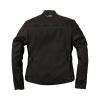 Men's Denim Atlanta Riding Jacket, Black - Image 3 of 9