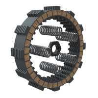 Thunder Stroke® Performance Clutch Kit