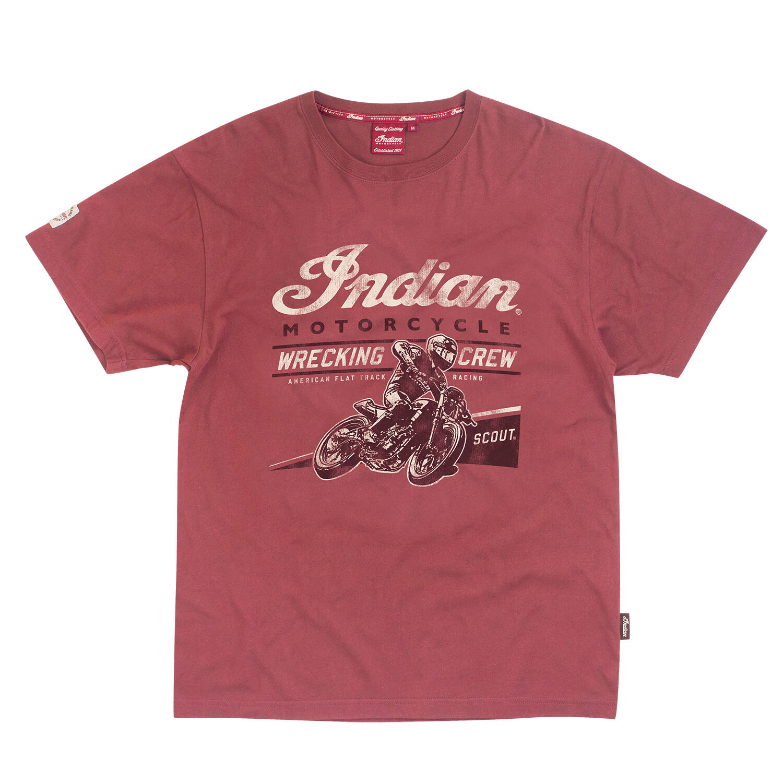 Men's Wrecking Crew Graphic T-Shirt, Port