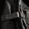Men's Leather Phoenix Riding Jacket with Removable Lining, Black - Image 5 of 7
